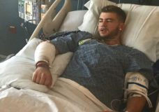 Parents of Victoria man shot in Las Vegas says they are sickened by recent U.S. mass shootings