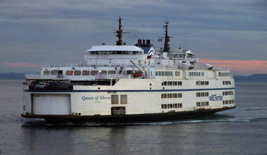 BC Ferries alters Monday schedule on major routes after ship temporarily removed from service