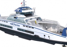 BC Ferries moving to electric-powered ships