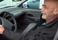 Dying man receives station wagon for one final Vancouver Island road trip