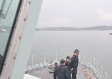 CFB Esquimalt: A day in the life of a sailor in training
