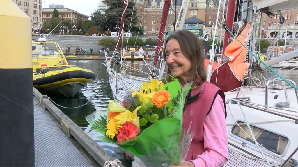 GVHA to honour Victoria sailor Jeanne Socrates with naming ceremony
