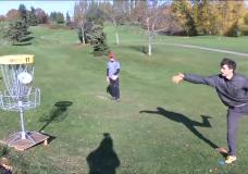 Island disc golfers flock to Saanich for inaugural Cedar Hill Open