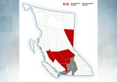 Strong winds expected over Southern Gulf Islands Friday, special weather statement issued
