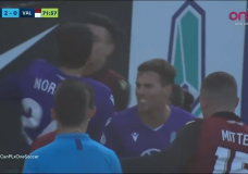 Pacific FC wrap up inaugural season on winning note