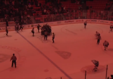 Royals remain winless against U.S. Division teams following overtime loss to Tri-City