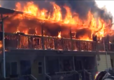 Number of Campbell River structure fires increase while national average falls