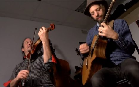 SoundCHEK: Local Celtic duo explores the boundaries on a new CD