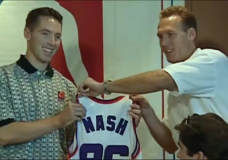 Victoria's Steve Nash recalls the time he asked for Michael Jordan's shoes