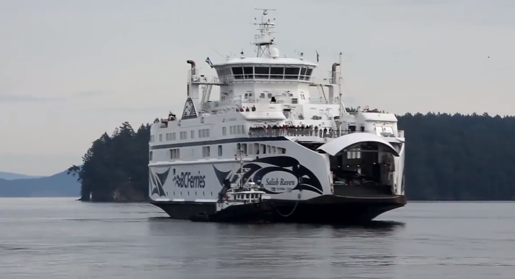 BC Ferries announce name of new Salish-Class vessel, call for artist designs