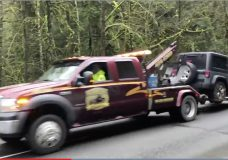 Another Malahat incident halts traffic after Province says no alternate route