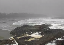 BC Ferries cancels several sailings, high tides raise flooding concerns as storm sweeps across B.C.