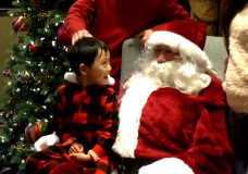 Malls say visits with Santa will be different this year, but still magical