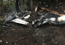Possible loss of instrumentation, disorientation contributed to Gabriola Island plane crash: TSB