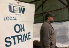 Port McNeill: A northern town hurting as WFP strike enters month six
