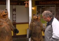 Couple considering selling Chemainus ice cream shop after baby bear statue stolen