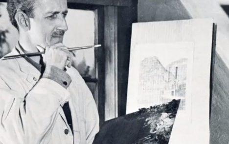 New E.J. Hughes book tracks the famous artists' journeys through British Columbia
