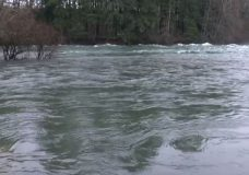 BC Hydro warning people to stay away from Puntledge and Campbell Rivers