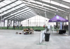 'It makes me really proud': A look inside Pacific FC's new indoor soccer facility