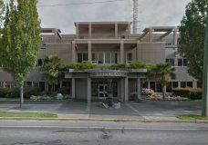 Victoria Police headquarters. File photo.