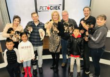 Pet CHEK: It's a puppy party with Mabel's litter and the Charlie's Angels litter