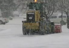 Special weather statement issued, snow possible on parts of Island