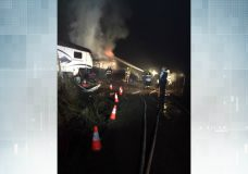 Fire in Coombs the third in as many weeks, says Fire Department
