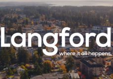 The City of Langford's new slogan