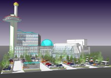 $87M arts and culture hub planned for Langford