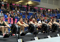 Hundreds put bodies to ultimate test at 35th annual Monster Erg
