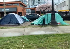 COVID-19: Victoria drops Beacon Hill as site for temporary homeless shelter