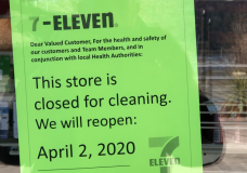 7-Eleven Canada notifies Ladysmith, BC of COVID-19 case at local store