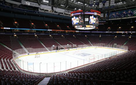 Canucks players 'mostly on the other side' of COVID outbreak: GM