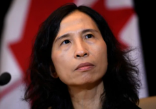 Chief public health officer urges provinces to keep COVID restrictions in place