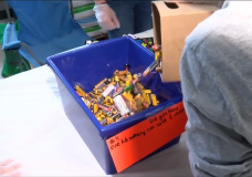 Old batteries saving lives: how middle school students are making a difference