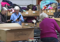 Compassionate Resource Warehouse ships off their 500th container