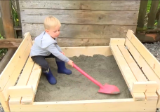 CHEK Upside: High school sandbox project spreads joy to Greater Victoria community
