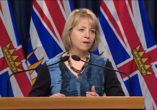 Dr. Bonnie Henry, B.C.'s provincial health officer, says B.C. can start to reopen the economy without a second resurgence of COVID-19