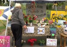 Memorial in Parksville honours Nova Scotia shooting victims