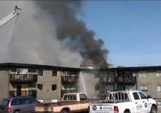 City of Campbell River providing hotel for those displaced by apartment fire