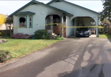 Man dies in Parksville house fire