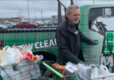 CHEK Upside: Amidst economic crisis, Island business delivers groceries to over 100 homes