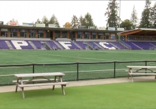 Langford is bidding to host a condensed 60 game soccer season, played by only Canadian teams, with all players self-quarantining for two weeks on arrival.