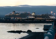 U.S. cruise ships reject some mixed-vaccine Canadians