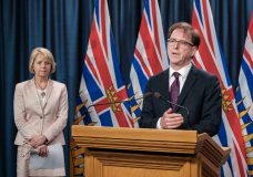 COVID-19: 4 new cases in B.C., no new cases in Island Health