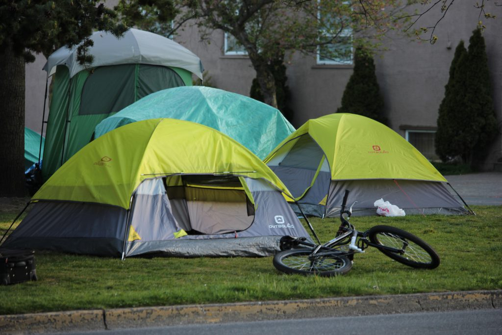 City of Victoria says cleanup of encampment along Pandora Avenue cost $85,000