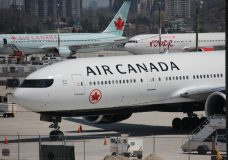 Trudeau mum on possible help for Air Canada following announcement of layoffs
