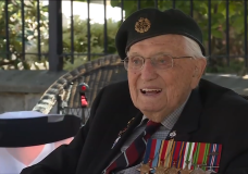 A sit-down with 101-year-old John Hillman before the finish line