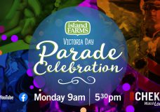 CHEK's Victoria Day parade special a labour of love