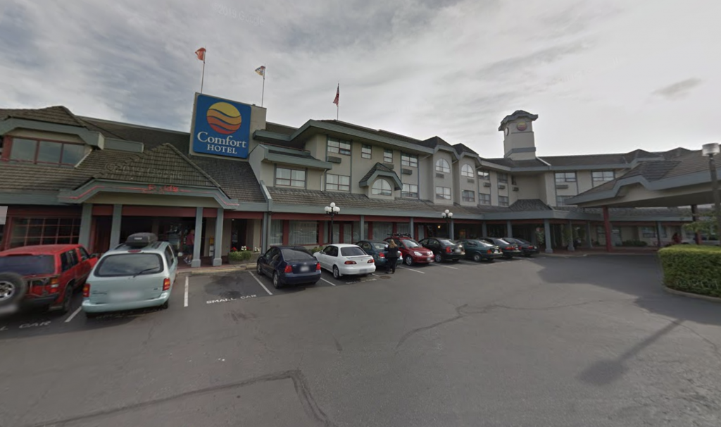Provincial government buys Victoria hotel to provide 65 rooms for homeless